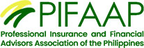 PIFAPP – Professional Insurance and Financial Advisors Association of the Philippines Logo